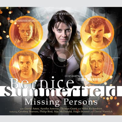 Bernice Summerfield: Missing Persons by various authors audiobook
