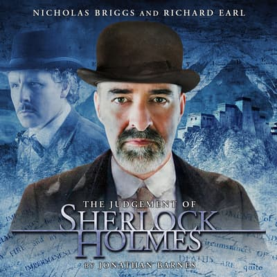 Sherlock Holmes - The Judgement of Sherlock Holmes by Jonathan Barnes audiobook