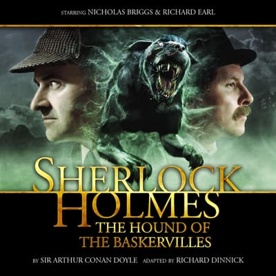 The Hound of the Baskervilles by Arthur Conan Doyle audiobook