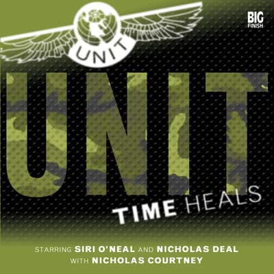 UNIT 1.1 Time Heals by Iain McLaughlin audiobook