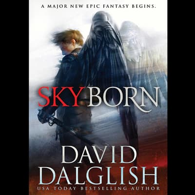 Skyborn by David Dalglish audiobook