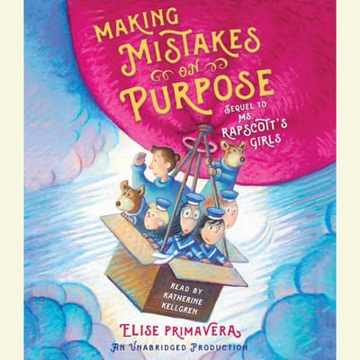Making Mistakes on Purpose by Elise Primavera audiobook