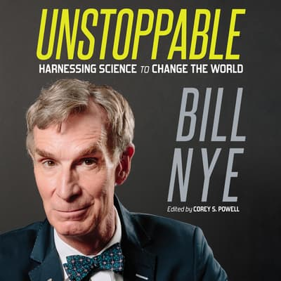 Unstoppable by Bill Nye audiobook