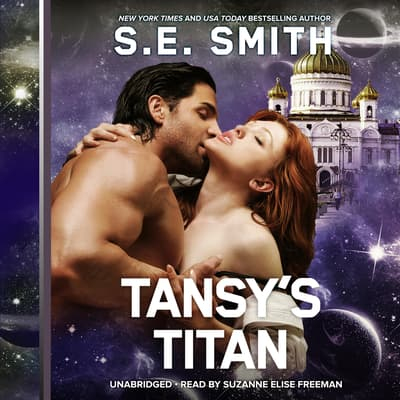 Tansy's Titan by S.E. Smith audiobook