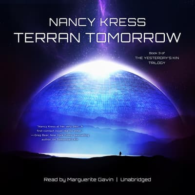 Terran Tomorrow by Nancy Kress audiobook