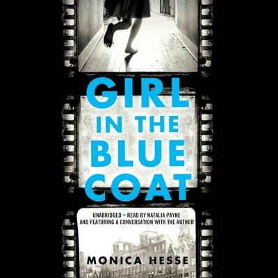 Girl in the Blue Coat by Monica Hesse audiobook