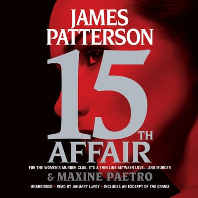 15th Affair by James Patterson audiobook