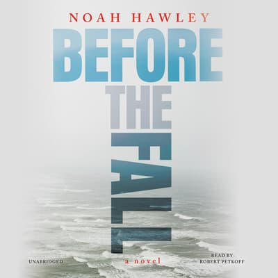 Before the Fall by Noah Hawley audiobook
