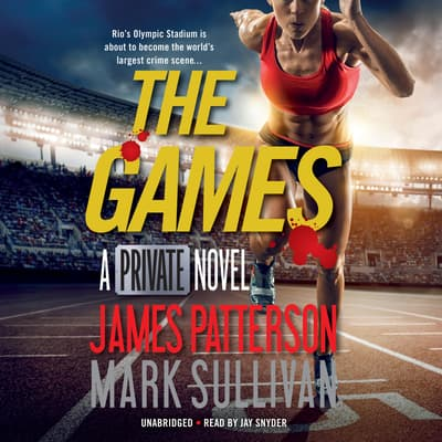 The Games by James Patterson audiobook