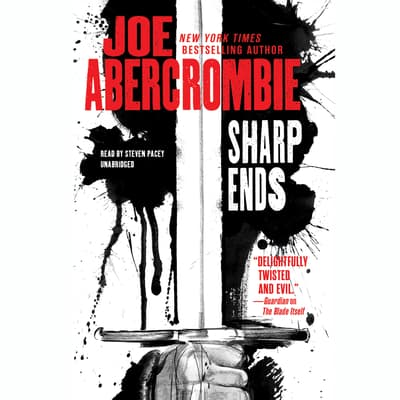 Sharp Ends by Joe Abercrombie audiobook