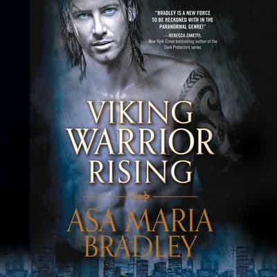 Viking Warrior Rising by Asa Maria Bradley audiobook