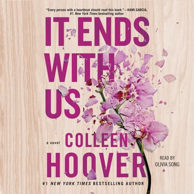 It Ends with Us by Colleen Hoover audiobook