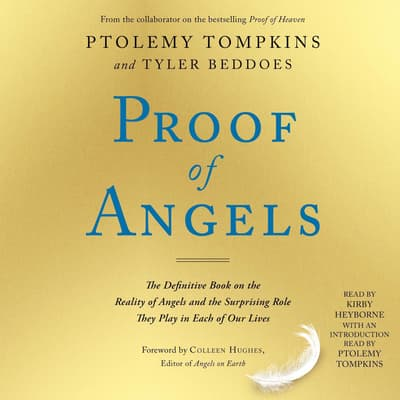 Proof of Angels by Ptolemy Tompkins audiobook