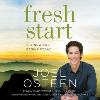 Fresh Start by Joel Osteen audiobook