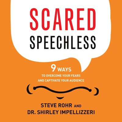 Scared Speechless by Steve Rohr audiobook