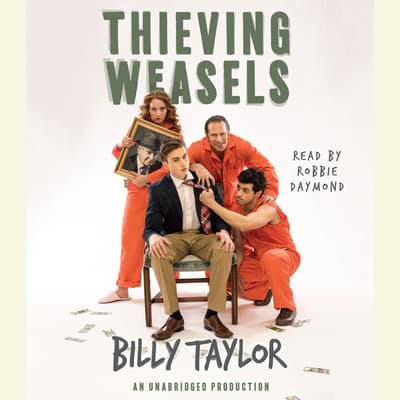 Thieving Weasels by Billy Taylor audiobook