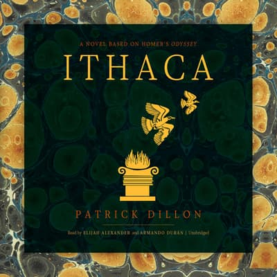 Ithaca by Patrick Dillon audiobook