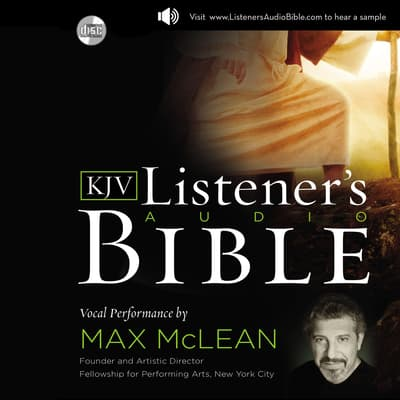 The Listener's Audio Bible - King James Version, KJV: Complete Bible by Thomas Nelson Publishers  audiobook