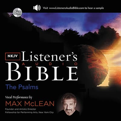 The Listener's Audio Bible - King James Version, KJV: New Testament by Thomas Nelson Publishers  audiobook