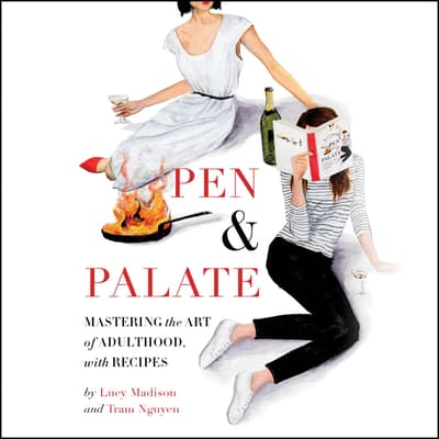 Pen & Palate by Lucy Madison audiobook