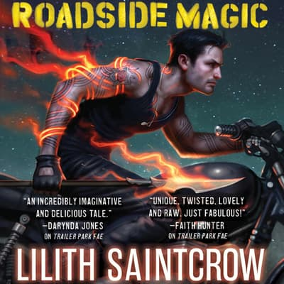 Roadside Magic by Lilith Saintcrow audiobook