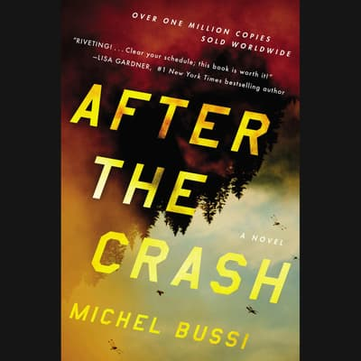After the Crash by Michel Bussi audiobook