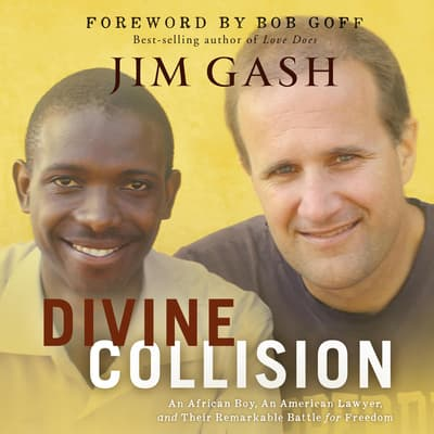Divine Collision by Jim Gash audiobook