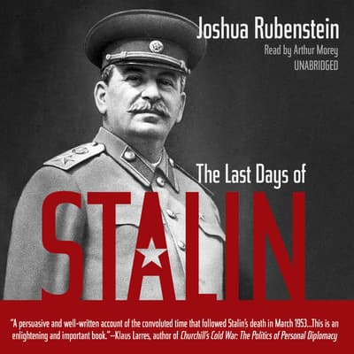 The Last Days of Stalin by John Rubenstein audiobook