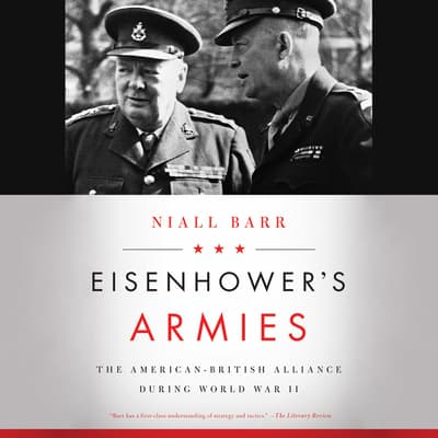 Eisenhower's Armies by Niall Barr audiobook