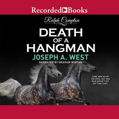Ralph Compton Death of a Hangman by Ralph Compton audiobook