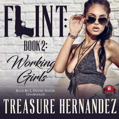Flint, Book 2 by Treasure Hernandez audiobook