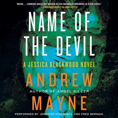 Name of the Devil by Andrew Mayne audiobook