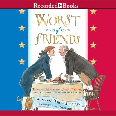 Worst of Friends by Suzanne Tripp Jurmain audiobook