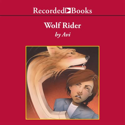 Wolf Rider by Avi audiobook
