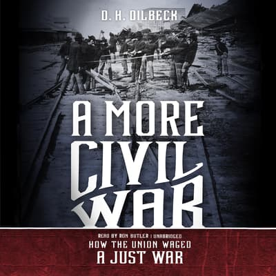 A More Civil War by D. H. Dilbeck audiobook