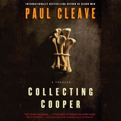 Collecting Cooper by Paul Cleave audiobook