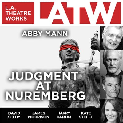 Judgment at Nuremberg by Abby Mann audiobook