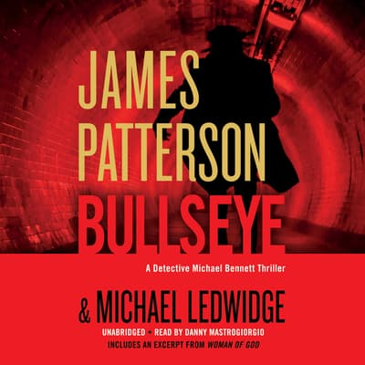 Bullseye by James Patterson audiobook