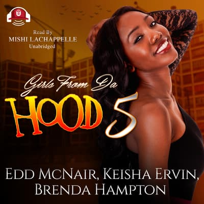 Girls from da Hood 5 by Edd McNair audiobook