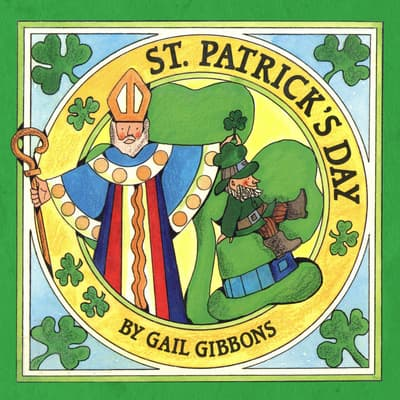 St. Patrick's Day by Gail Gibbons audiobook