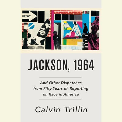 Jackson, 1964 by Calvin Trillin audiobook