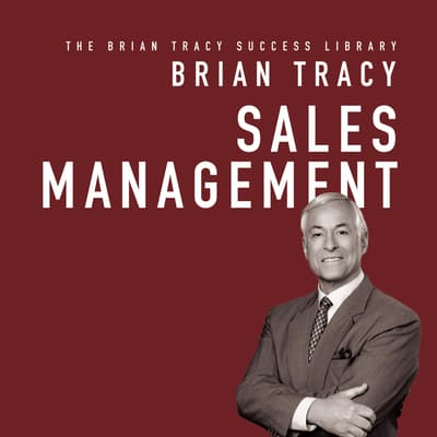 Sales Management by Brian Tracy audiobook