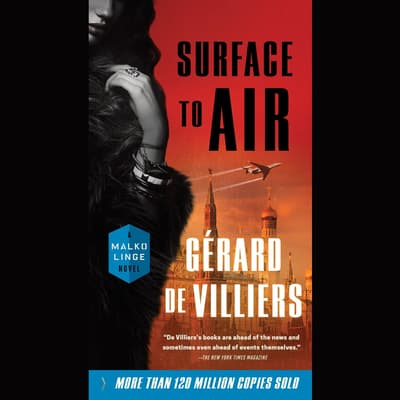 Surface to Air by Gérard de Villiers audiobook