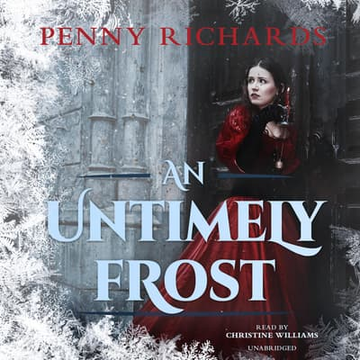 An Untimely Frost by Penny Richards audiobook