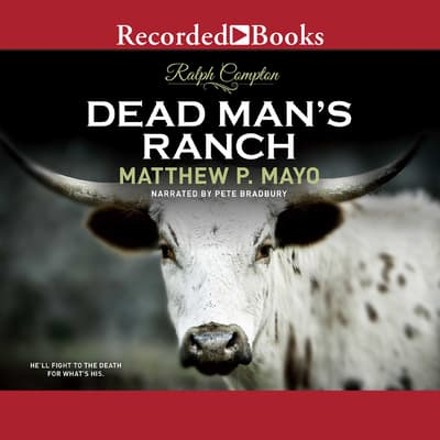 Ralph Compton Dead Man's Ranch by Ralph Compton audiobook
