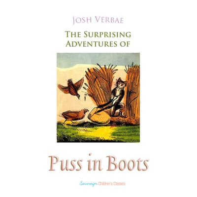 The Surprising Adventures of Puss in Boots by Charles Perrault audiobook