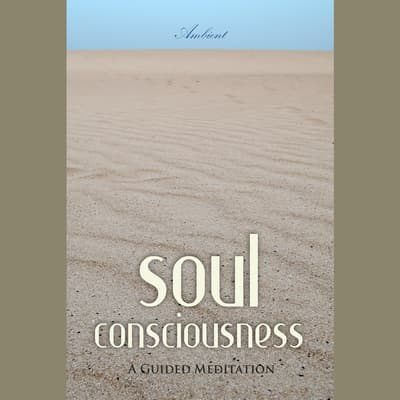 Soul Consciousness: A Guided Meditation by Greg Cetus audiobook
