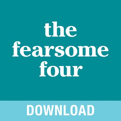 The Fearsome Four by Joyce Meyer audiobook