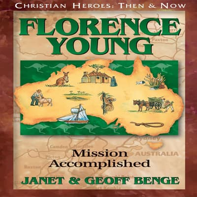 Florence Young by Geoff Benge audiobook