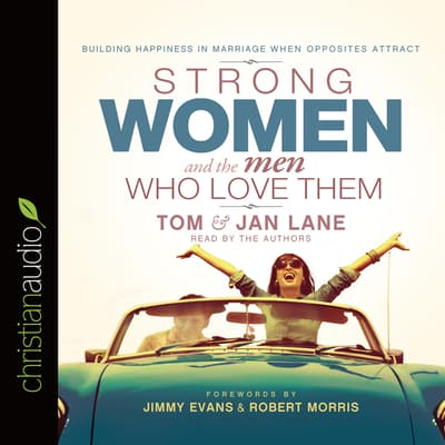 Strong Women and the Men Who Love Them by Tom Lane audiobook